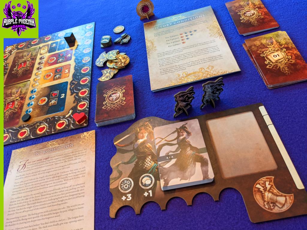 Purple Phoenix Games - Soul Raiders Preview